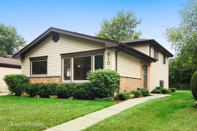 610 S Mckinley Avenue, Arlington Heights, IL 60005 (MLS #10852416) :: Property Consultants Realty
