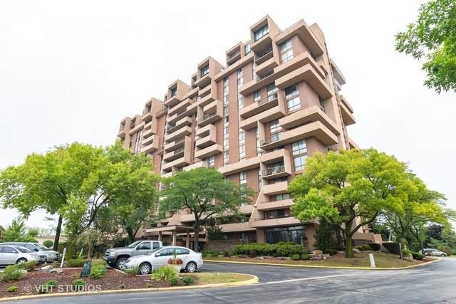 465 W Dominion Drive #406, Wood Dale, IL 60191 (MLS #10852471) :: John Lyons Real Estate