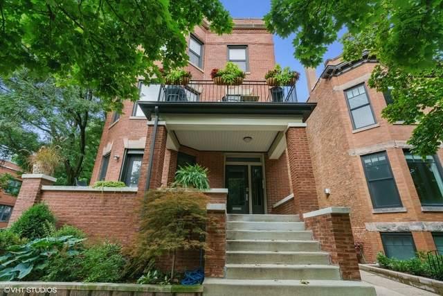 5300 N Paulina Street #3, Chicago, IL 60640 (MLS #10852796) :: John Lyons Real Estate