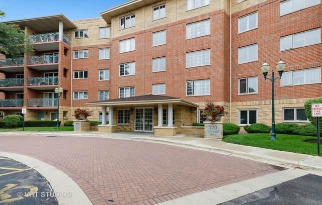 720 Creekside Drive #504, Mount Prospect, IL 60056 (MLS #10852871) :: John Lyons Real Estate