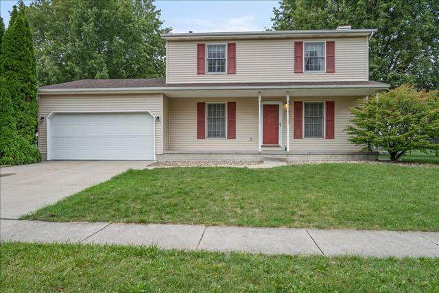 1302 Mill Creek Road, Bloomington, IL 61704 (MLS #10854084) :: John Lyons Real Estate