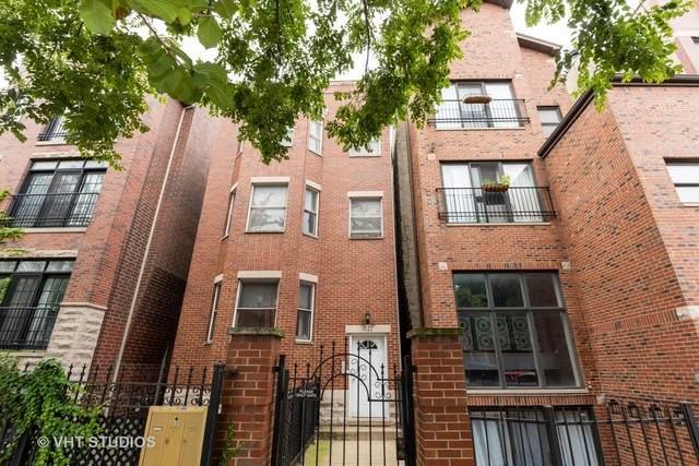1522 N Bosworth Avenue #3, Chicago, IL 60642 (MLS #10854279) :: Helen Oliveri Real Estate