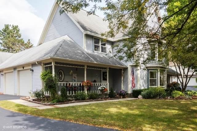 808 Regina Court #808, Woodstock, IL 60098 (MLS #10854327) :: John Lyons Real Estate