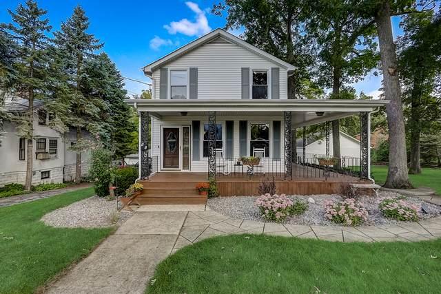41 E Custer Street, Lemont, IL 60439 (MLS #10854368) :: John Lyons Real Estate