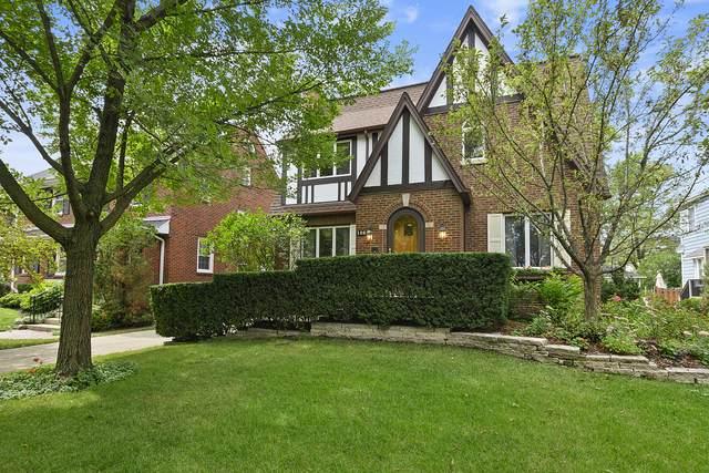 126 Wisner Street, Park Ridge, IL 60068 (MLS #10855241) :: Suburban Life Realty