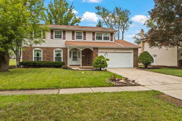 17W514 Portsmouth Drive, Darien, IL 60561 (MLS #10855771) :: Property Consultants Realty
