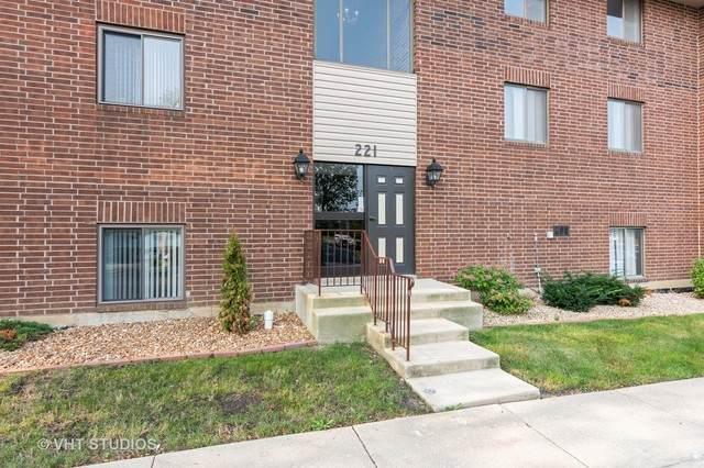 221 E Janata Boulevard 1A, Lombard, IL 60148 (MLS #10856196) :: John Lyons Real Estate