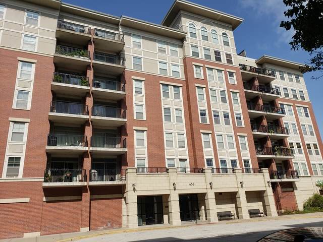 656 N Pearson Street #406, Des Plaines, IL 60016 (MLS #10856371) :: John Lyons Real Estate