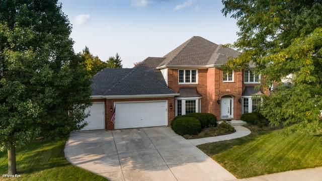 3628 Monarch Circle, Naperville, IL 60564 (MLS #10856756) :: John Lyons Real Estate