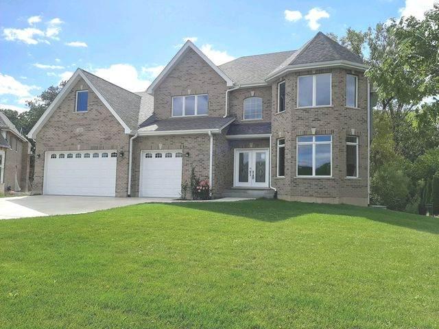 1123 Secret Forest Drive, Burr Ridge, IL 60527 (MLS #10858101) :: John Lyons Real Estate