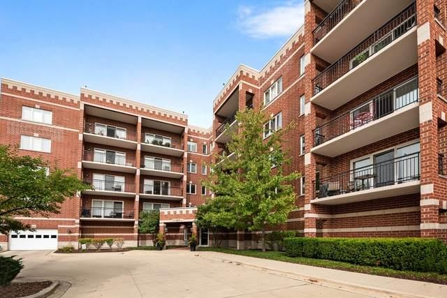 455 W Front Street #310, Wheaton, IL 60187 (MLS #10858170) :: John Lyons Real Estate