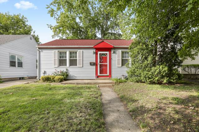 310 E Washington Street, Urbana, IL 61801 (MLS #10858608) :: Ryan Dallas Real Estate