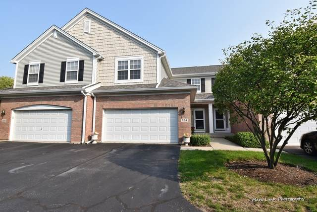 204 Trentt Drive #204, Batavia, IL 60510 (MLS #10859201) :: John Lyons Real Estate