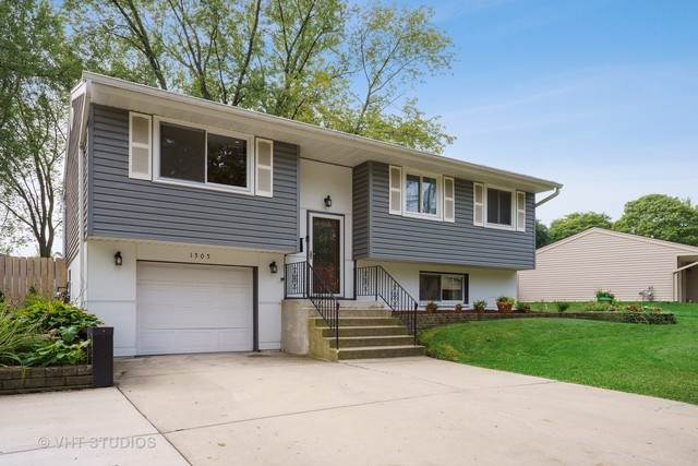 1505 Somerset Lane, Schaumburg, IL 60193 (MLS #10859357) :: John Lyons Real Estate