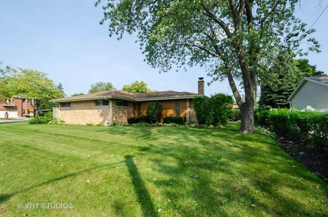 7505 Davis Street, Morton Grove, IL 60053 (MLS #10860514) :: John Lyons Real Estate