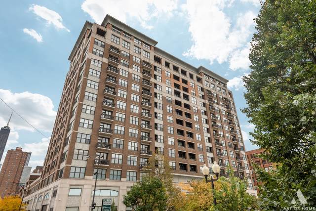 849 N Franklin Street #1120, Chicago, IL 60610 (MLS #10860803) :: BN Homes Group