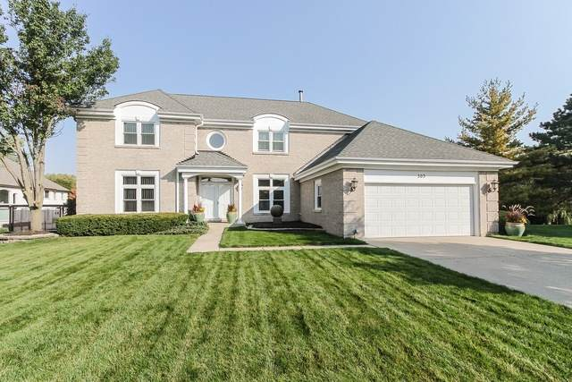 303 Needham Drive, Bloomingdale, IL 60108 (MLS #10861044) :: John Lyons Real Estate