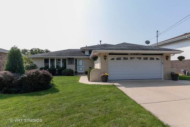 6617 W 89th Place, Oak Lawn, IL 60453 (MLS #10861170) :: The Dena Furlow Team - Keller Williams Realty