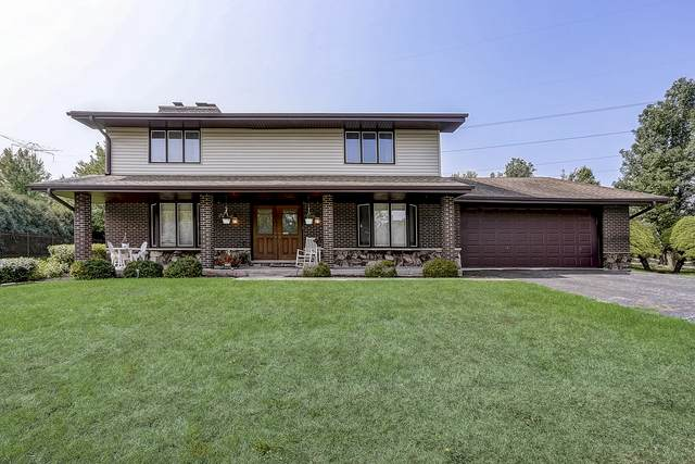 16134 S Oak Valley Trail, Homer Glen, IL 60491 (MLS #10861751) :: John Lyons Real Estate