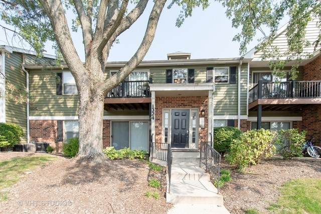 1324 Mcdowell Road #201, Naperville, IL 60563 (MLS #10861757) :: John Lyons Real Estate