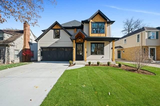 821 N Waiola Avenue, La Grange Park, IL 60526 (MLS #10862115) :: Lewke Partners