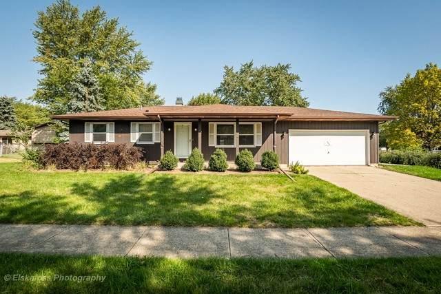 900 Aaron Avenue, South Elgin, IL 60177 (MLS #10862826) :: John Lyons Real Estate