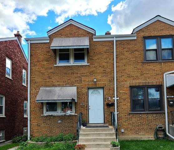 6435 S Long Avenue, Chicago, IL 60638 (MLS #10863826) :: The Dena Furlow Team - Keller Williams Realty