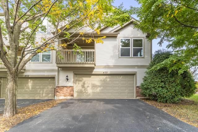 470 Valentine Way, Oswego, IL 60543 (MLS #10863888) :: John Lyons Real Estate