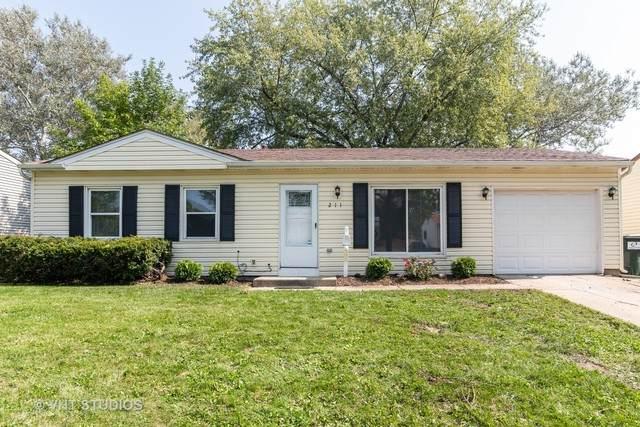 211 Seton Place, Streamwood, IL 60107 (MLS #10877719) :: John Lyons Real Estate
