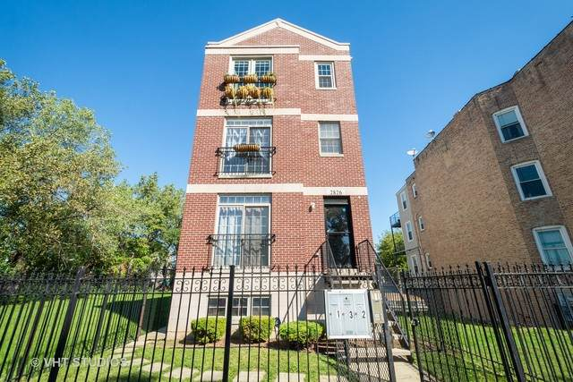2826 W Harrison Street #3, Chicago, IL 60612 (MLS #10878131) :: Littlefield Group