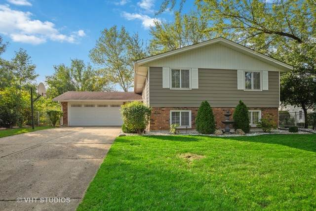 525 Samoset Court, Schaumburg, IL 60193 (MLS #10880321) :: John Lyons Real Estate