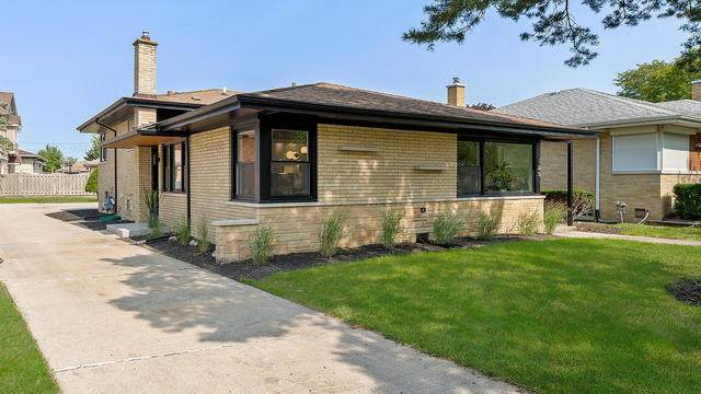 105 30th Street, La Grange Park, IL 60526 (MLS #10880449) :: John Lyons Real Estate