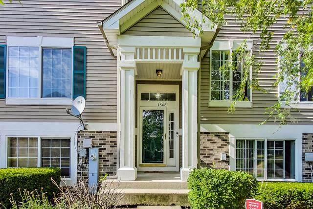 134 Enclave Circle E, Bolingbrook, IL 60440 (MLS #10880777) :: John Lyons Real Estate