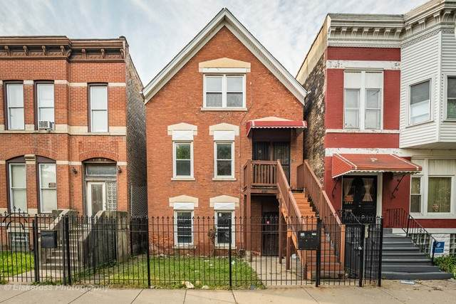 2727 W Wilcox Street, Chicago, IL 60612 (MLS #10881796) :: John Lyons Real Estate