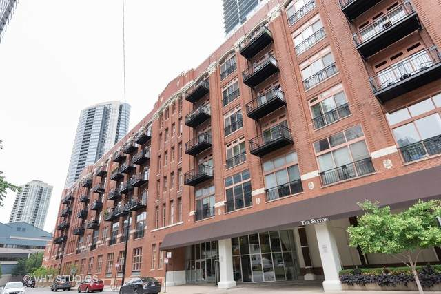 360 W Illinois Street #520, Chicago, IL 60654 (MLS #10882059) :: Helen Oliveri Real Estate