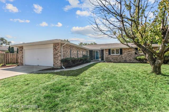 14222 Clearview Drive, Orland Park, IL 60462 (MLS #10883375) :: John Lyons Real Estate