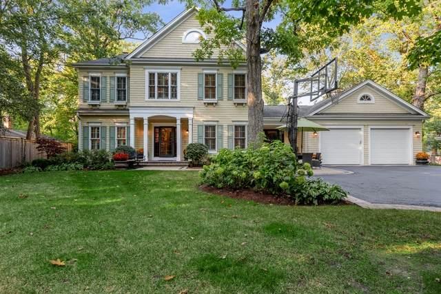 224 E Sheridan Road, Lake Bluff, IL 60044 (MLS #10883546) :: John Lyons Real Estate