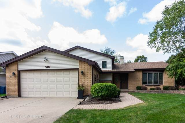 516 Camdon Circle, Bartlett, IL 60103 (MLS #10883678) :: Property Consultants Realty