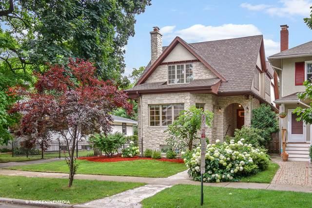 122 Dupee Place, Wilmette, IL 60091 (MLS #10883882) :: Littlefield Group
