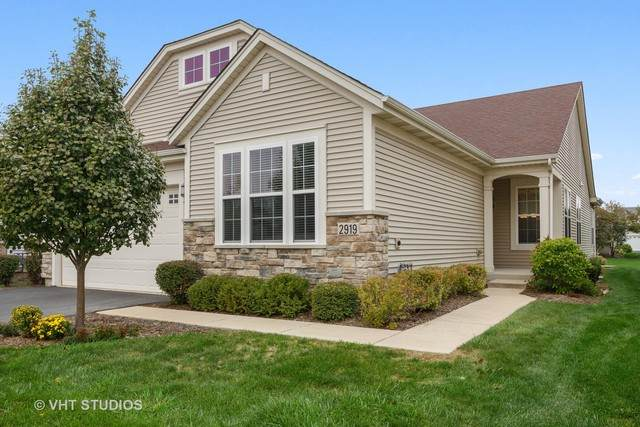 2919 Raleigh Court, Naperville, IL 60564 (MLS #10884380) :: John Lyons Real Estate
