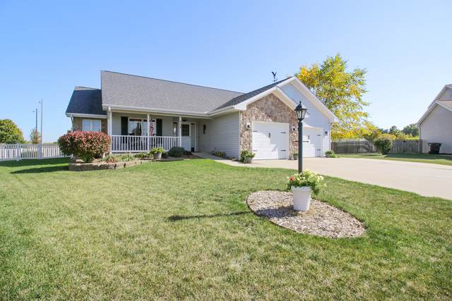 502 S Glover Court, ST. JOSEPH, IL 61873 (MLS #10889279) :: Littlefield Group
