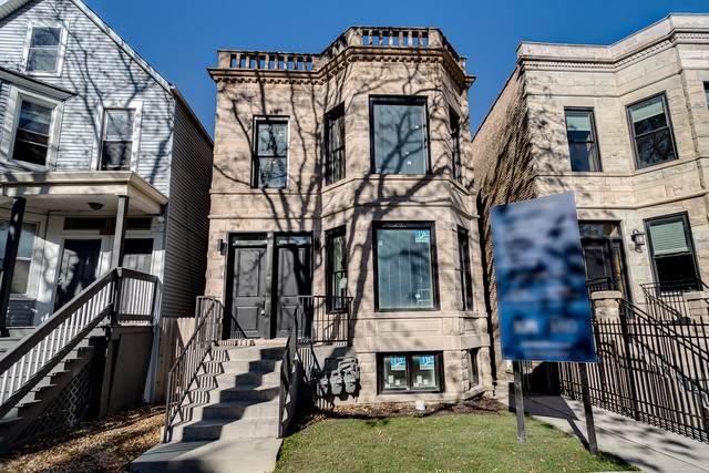 3432 W Belden Avenue #2, Chicago, IL 60647 (MLS #10889756) :: BN Homes Group