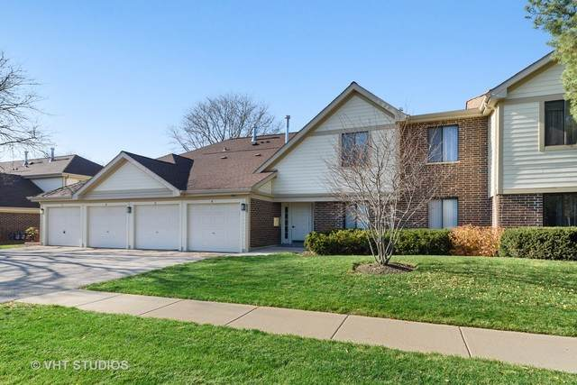 824 E Carriage Lane #1, Palatine, IL 60074 (MLS #10890124) :: Littlefield Group