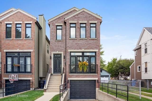 4618 N Kilbourn Avenue, Chicago, IL 60630 (MLS #10890345) :: BN Homes Group