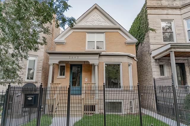 2643 N Sacramento Avenue, Chicago, IL 60647 (MLS #10890471) :: BN Homes Group