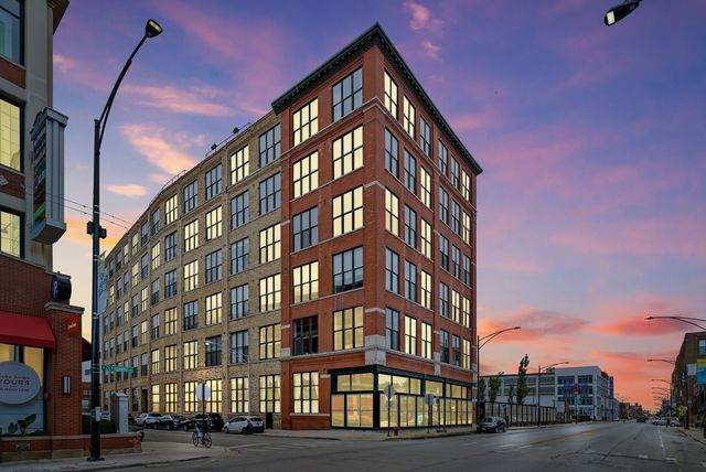1872 N Clybourn Avenue #601, Chicago, IL 60614 (MLS #10891256) :: The Dena Furlow Team - Keller Williams Realty