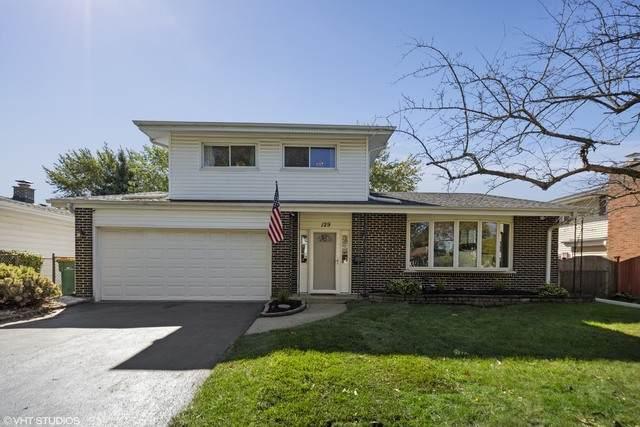 129 June Lane, Lombard, IL 60148 (MLS #10891594) :: Helen Oliveri Real Estate