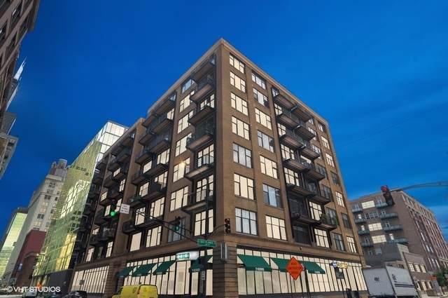 625 W Jackson Boulevard #810, Chicago, IL 60661 (MLS #10893681) :: The Wexler Group at Keller Williams Preferred Realty