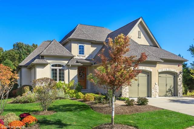 8085 Savoy Club Court, Burr Ridge, IL 60527 (MLS #10894110) :: John Lyons Real Estate