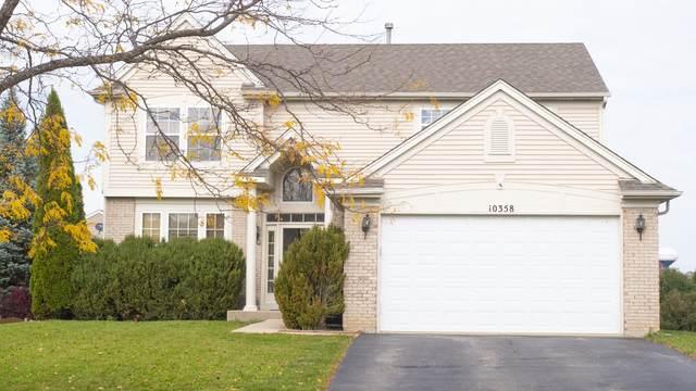 10358 Brighton Lane, Huntley, IL 60142 (MLS #10898352) :: John Lyons Real Estate